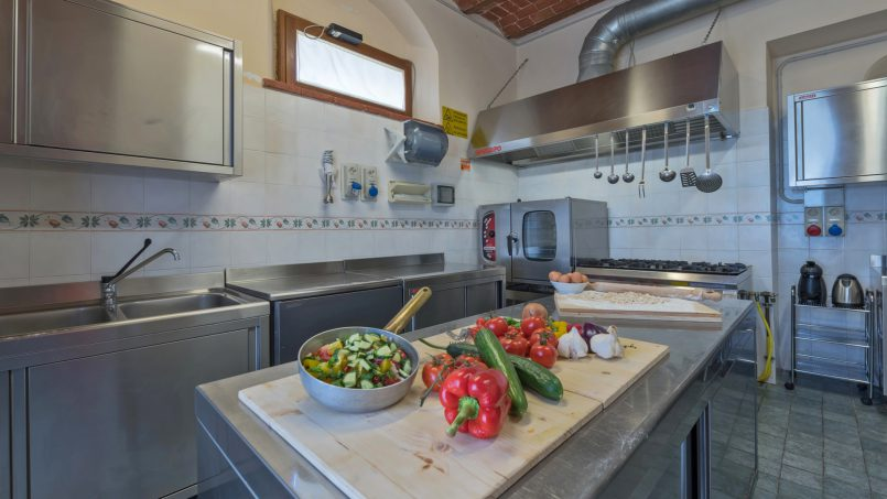 Residence double pool Dolce Villa Arezzo 62