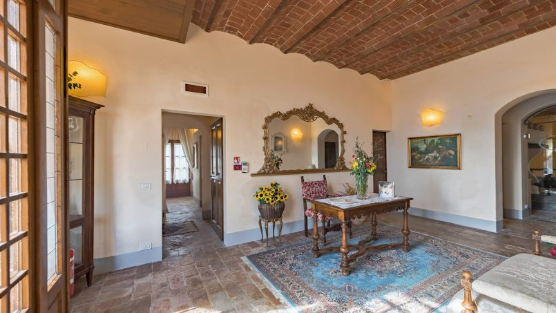Residence double pool Dolce Villa Arezzo 64