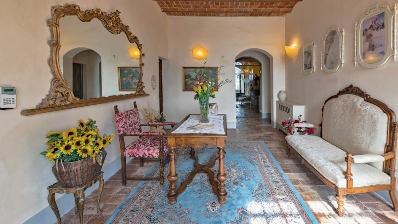 Residence double pool Dolce Villa Arezzo 66