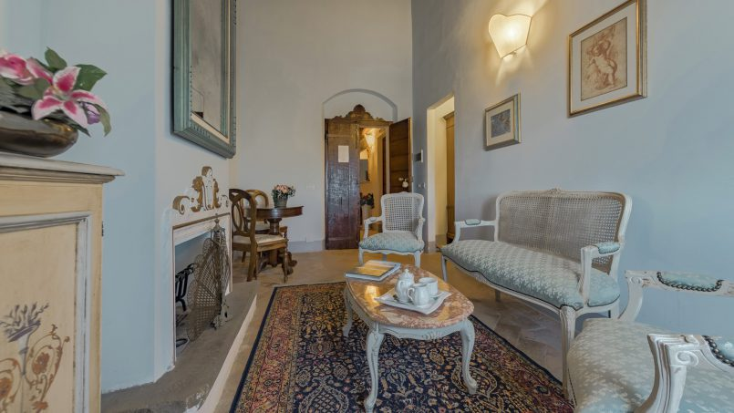 Residence double pool Dolce Villa Arezzo 71