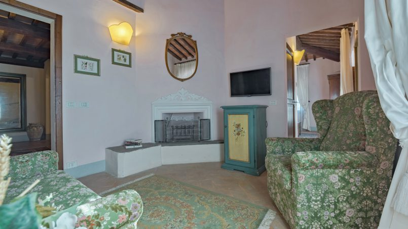 Residence double pool Dolce Villa Arezzo 73