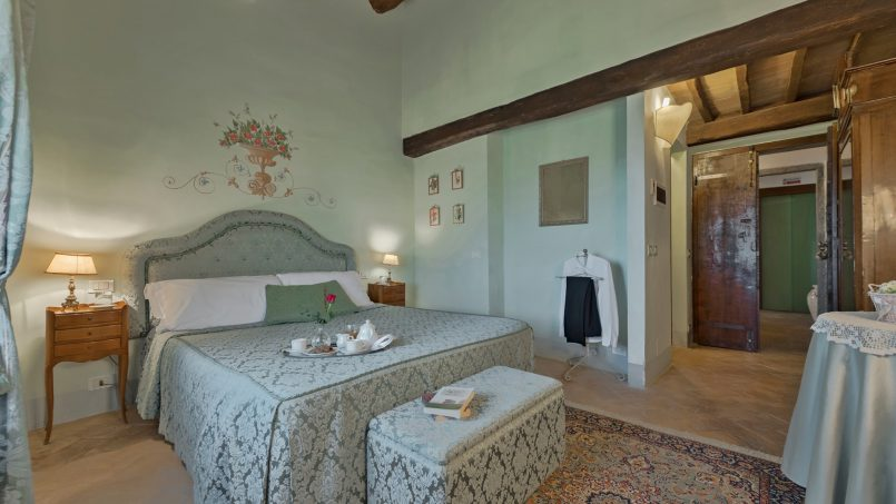 Residence double pool Dolce Villa Arezzo 76
