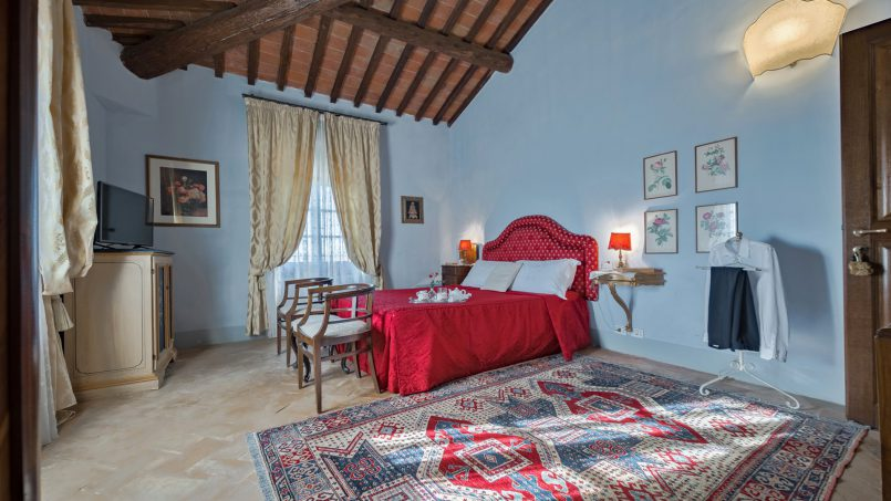 Residence double pool Dolce Villa Arezzo 78