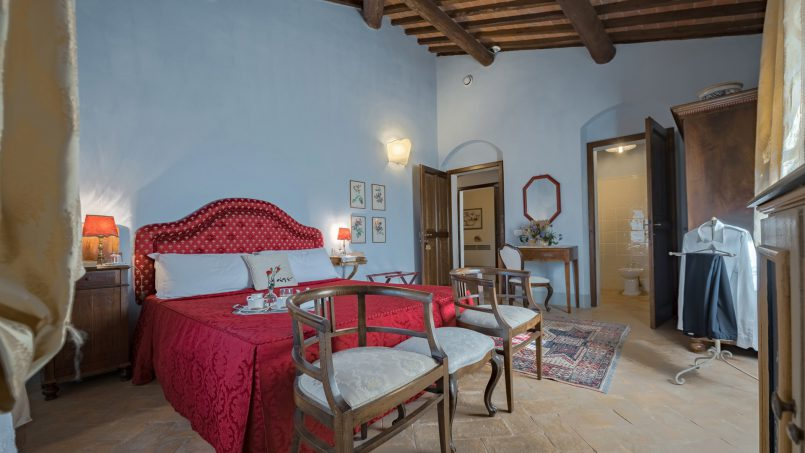 Residence double pool Dolce Villa Arezzo 79
