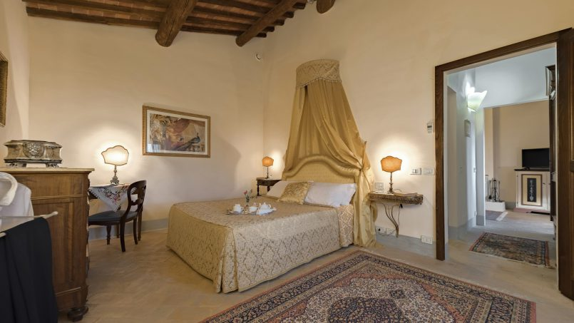 Residence double pool Dolce Villa Arezzo 81