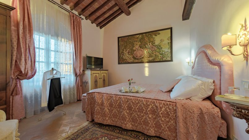 Residence double pool Dolce Villa Arezzo 84