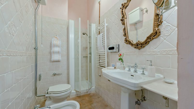 Residence double pool Dolce Villa Arezzo 86