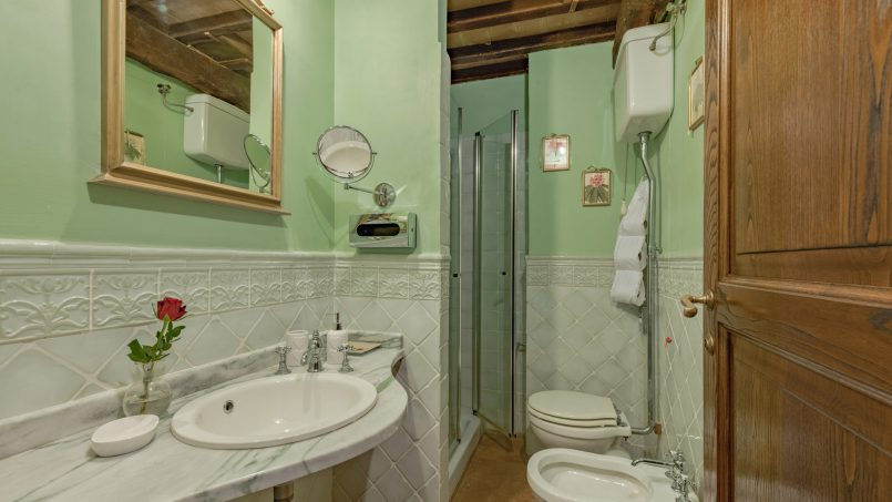 Residence double pool Dolce Villa Arezzo 88