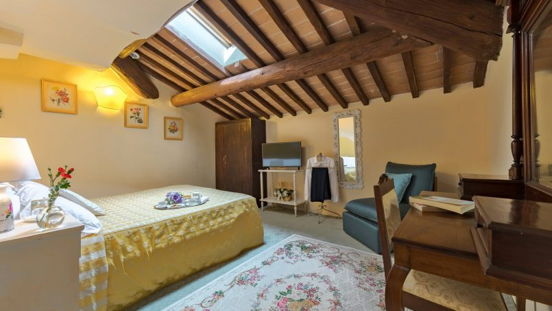 Residence double pool Dolce Villa Arezzo 93