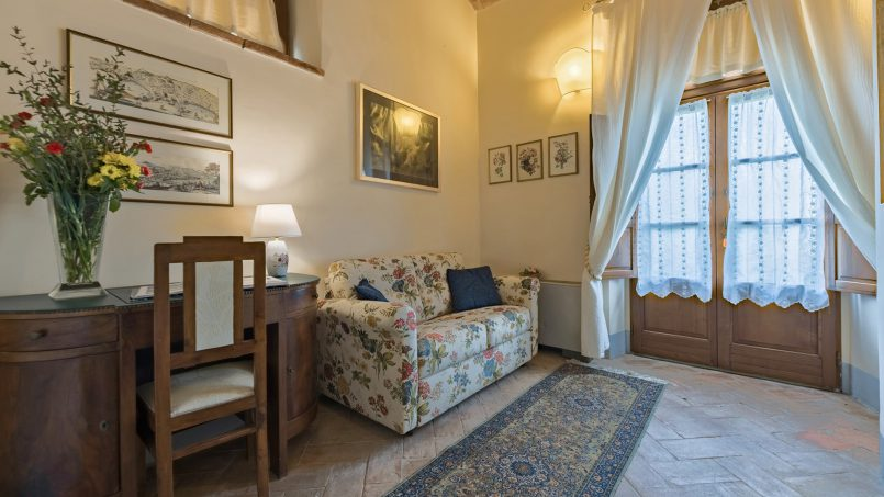 Residence double pool Dolce Villa Arezzo 97