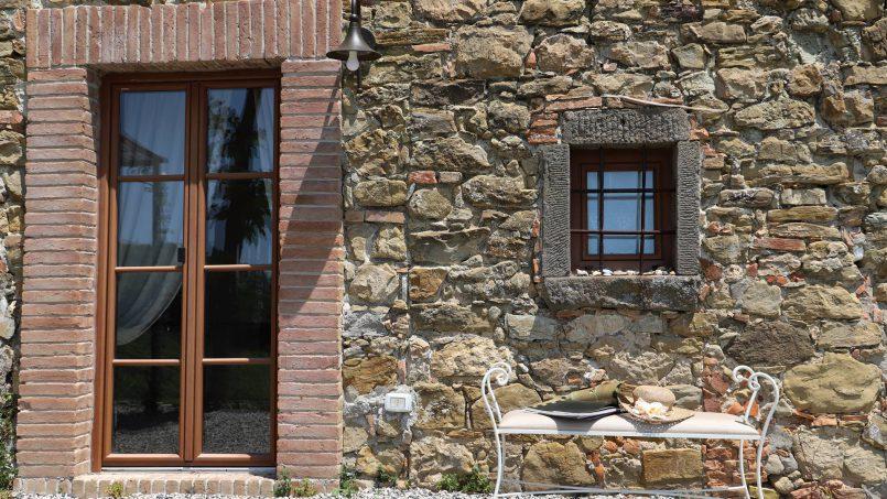 Hillside stone house Villa Frida VI Tuscany Montecatini 18