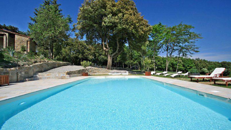 Hillside stone house Villa Frida VI Tuscany Montecatini 20