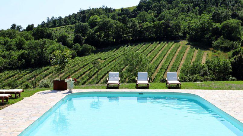Hillside stone house Villa Frida VI Tuscany Montecatini 22