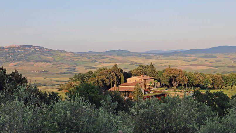 Hillside stone house Villa Frida VI Tuscany Montecatini 38