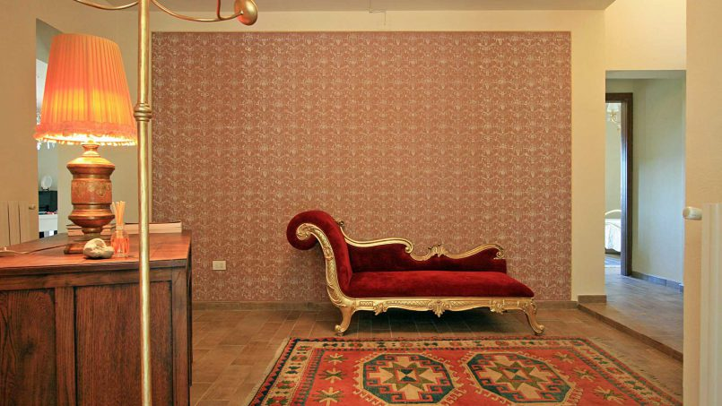 Hillside stone house Villa Frida VI Tuscany Montecatini 43