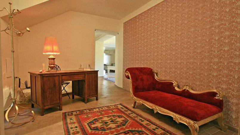 Hillside stone house Villa Frida VI Tuscany Montecatini 44