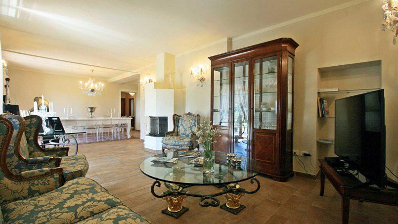 Hillside stone house Villa Frida VI Tuscany Montecatini 46