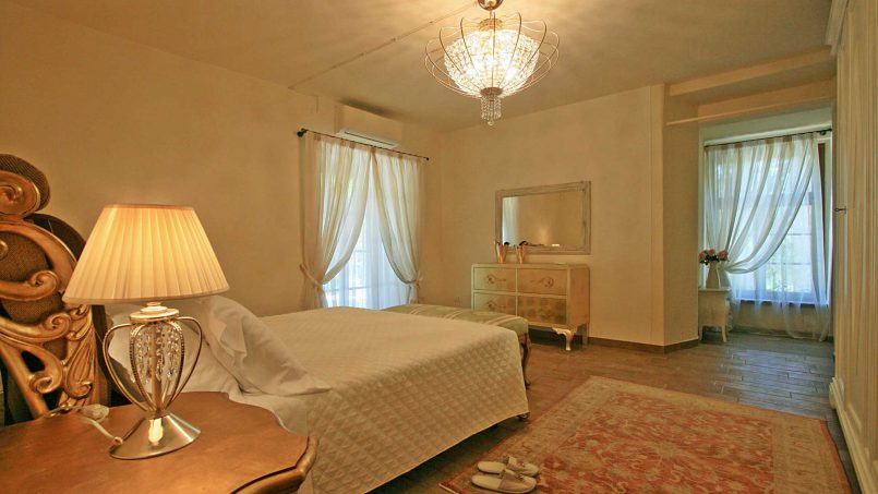 Hillside stone house Villa Frida VI Tuscany Montecatini 57