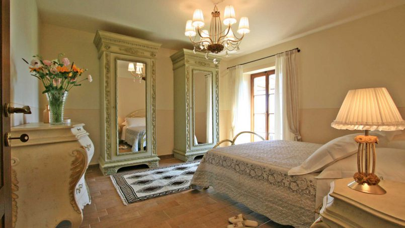 Hillside stone house Villa Frida VI Tuscany Montecatini 62