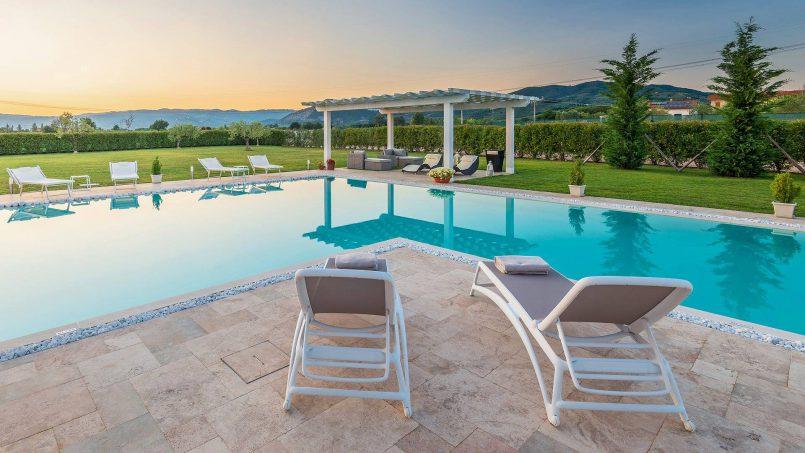 Modern style Villa Acquaterme Tuscany Monsummano 15