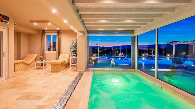 Modern style Villa Acquaterme Tuscany Monsummano 18