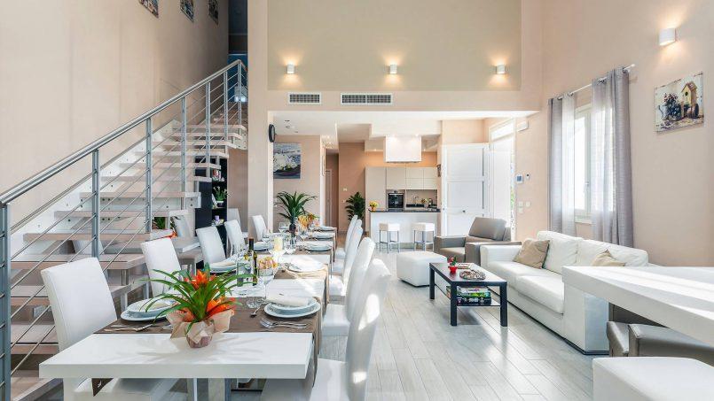 Modern style Villa Acquaterme Tuscany Monsummano 31