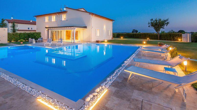 Modern style Villa Acquaterme Tuscany Monsummano 6