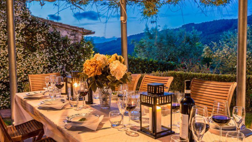 Hillside historic Villa Monsignore Tuscany Monsummano Terme 16