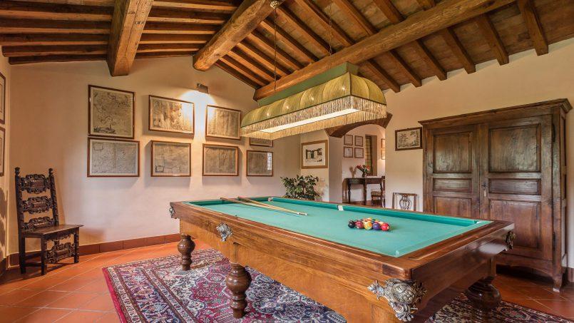 Hillside historic Villa Monsignore Tuscany Monsummano Terme 25