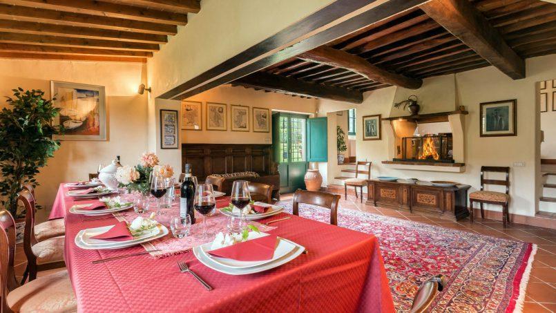 Hillside historic Villa Monsignore Tuscany Monsummano Terme 31