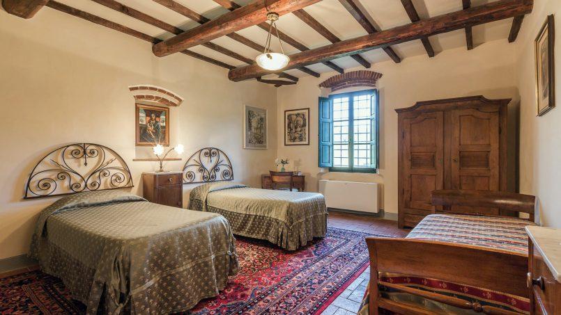 Hillside historic Villa Monsignore Tuscany Monsummano Terme 34