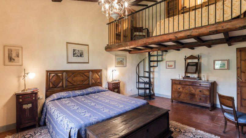 Hillside historic Villa Monsignore Tuscany Monsummano Terme 38