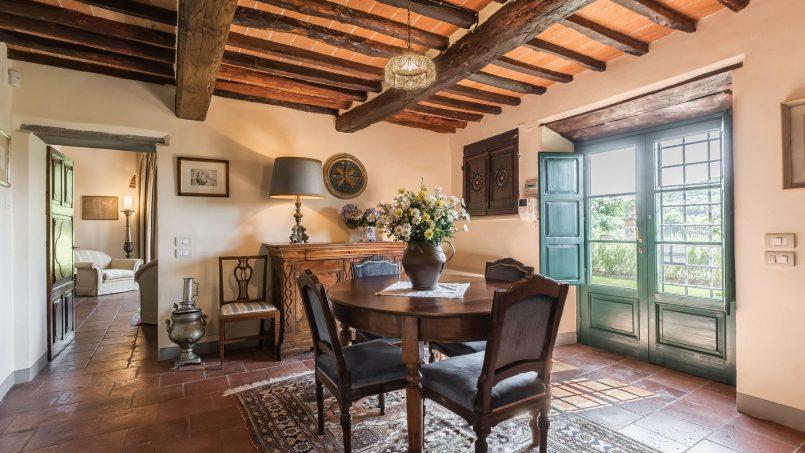 Hillside historic Villa Monsignore Tuscany Monsummano Terme 43
