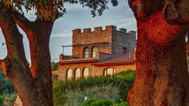 Villa with pool Torre XII Tuscany Montaione 2