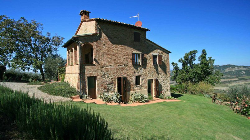 Detached Villa Virgilius Tuscany Radicondoli 11
