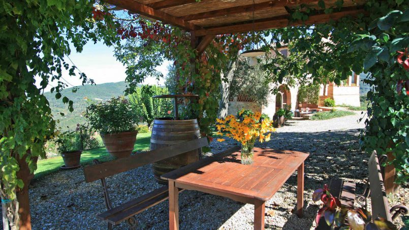 Detached Villa Virgilius Tuscany Radicondoli 15