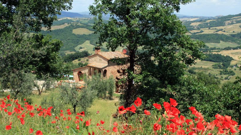 Detached Villa Virgilius Tuscany Radicondoli 17