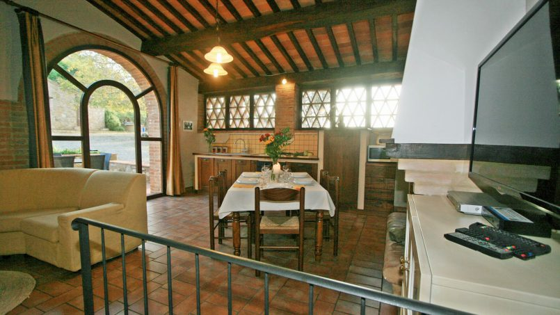 Detached Villa Virgilius Tuscany Radicondoli 25