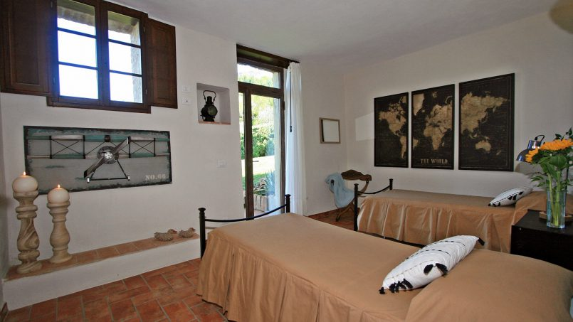 Detached Villa Virgilius Tuscany Radicondoli 37