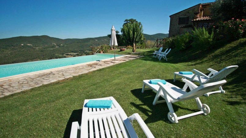 Detached Villa Virgilius Tuscany Radicondoli 5