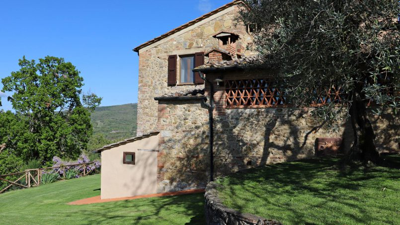 Detached Villa Virgilius Tuscany Radicondoli 7