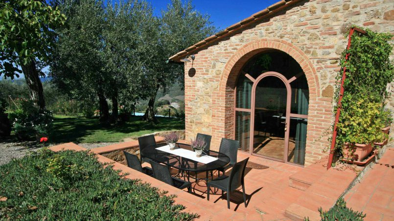 Detached Villa Virgilius Tuscany Radicondoli 9