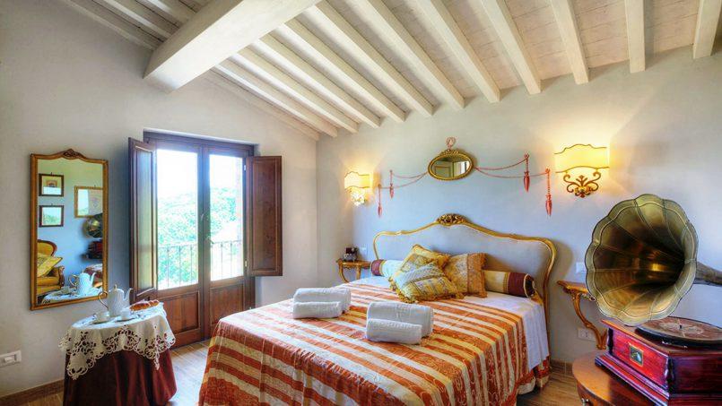 Hillside Villa Torre VIII Tuscany Montaione 24