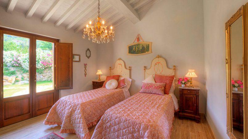 Hillside Villa Torre VIII Tuscany Montaione 27