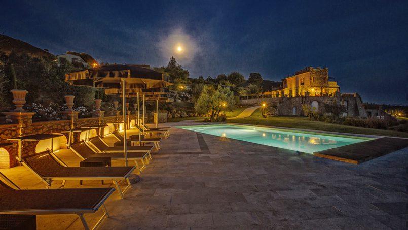 Hillside Villa Torre VIII Tuscany Montaione 5