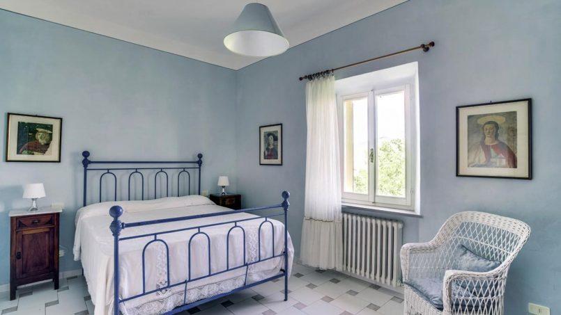 Elegant hillside Villa Val d'Orcia Tuscany Siena Radicondoli 50