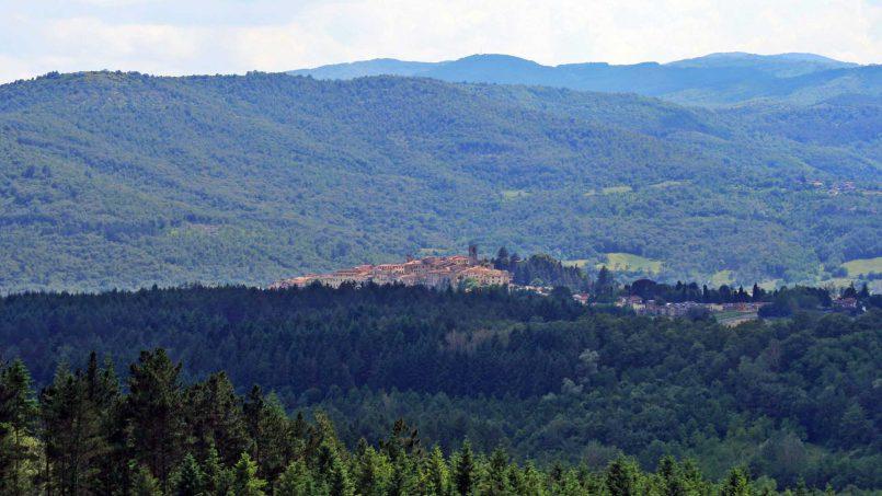 Stone farmhouse Villa Simpatia Tuscany Bibbiena 33