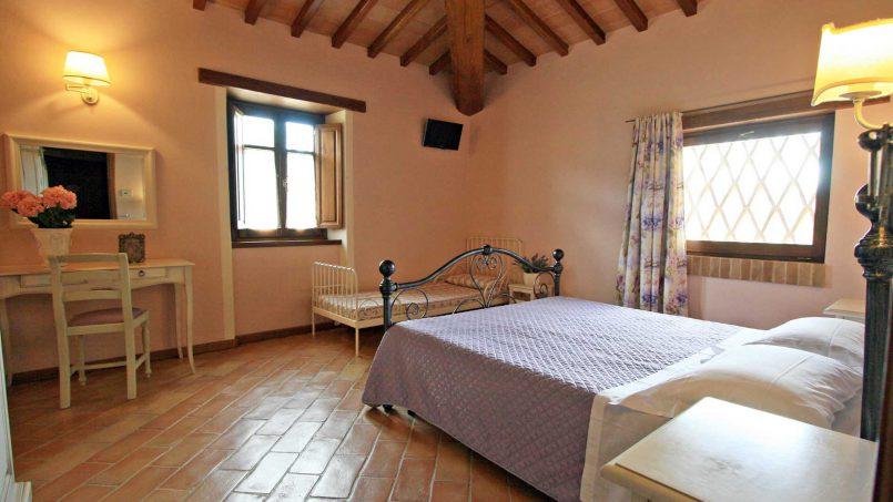 Stone farmhouse Villa Simpatia Tuscany Bibbiena 51