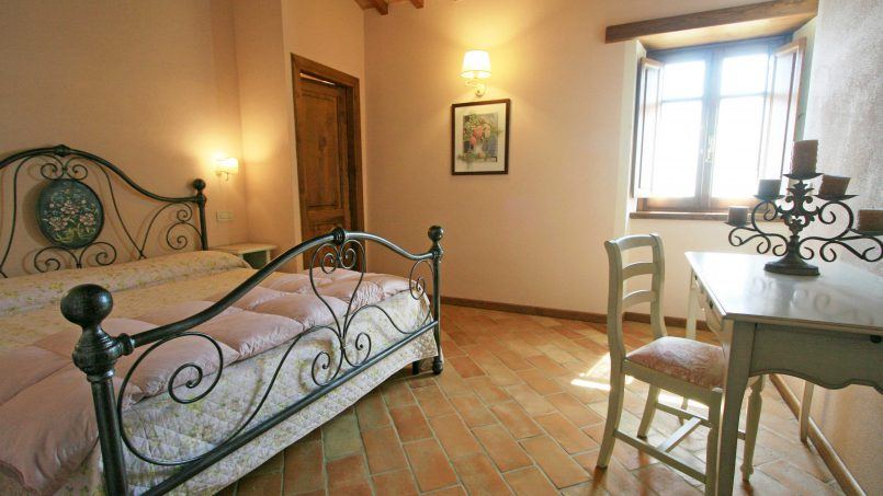 Stone farmhouse Villa Simpatia Tuscany Bibbiena 59