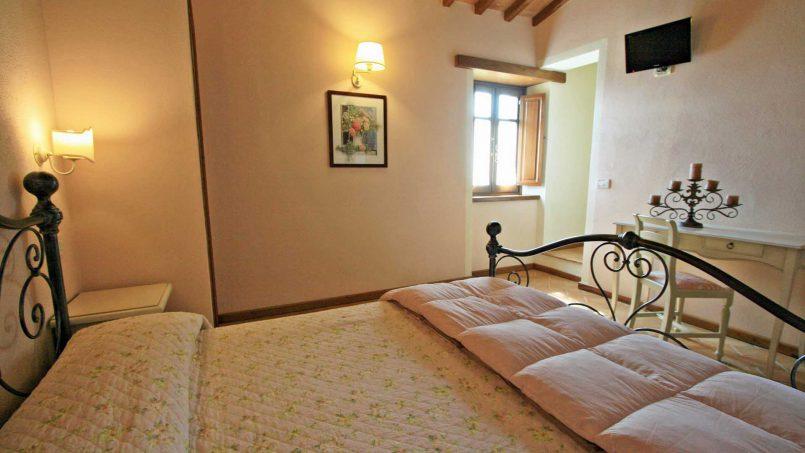 Stone farmhouse Villa Simpatia Tuscany Bibbiena 60